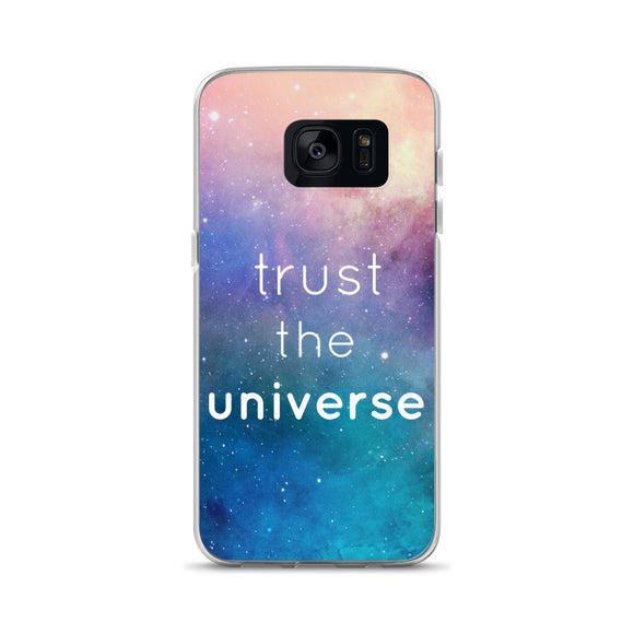 Trust the Universe Samsung Case