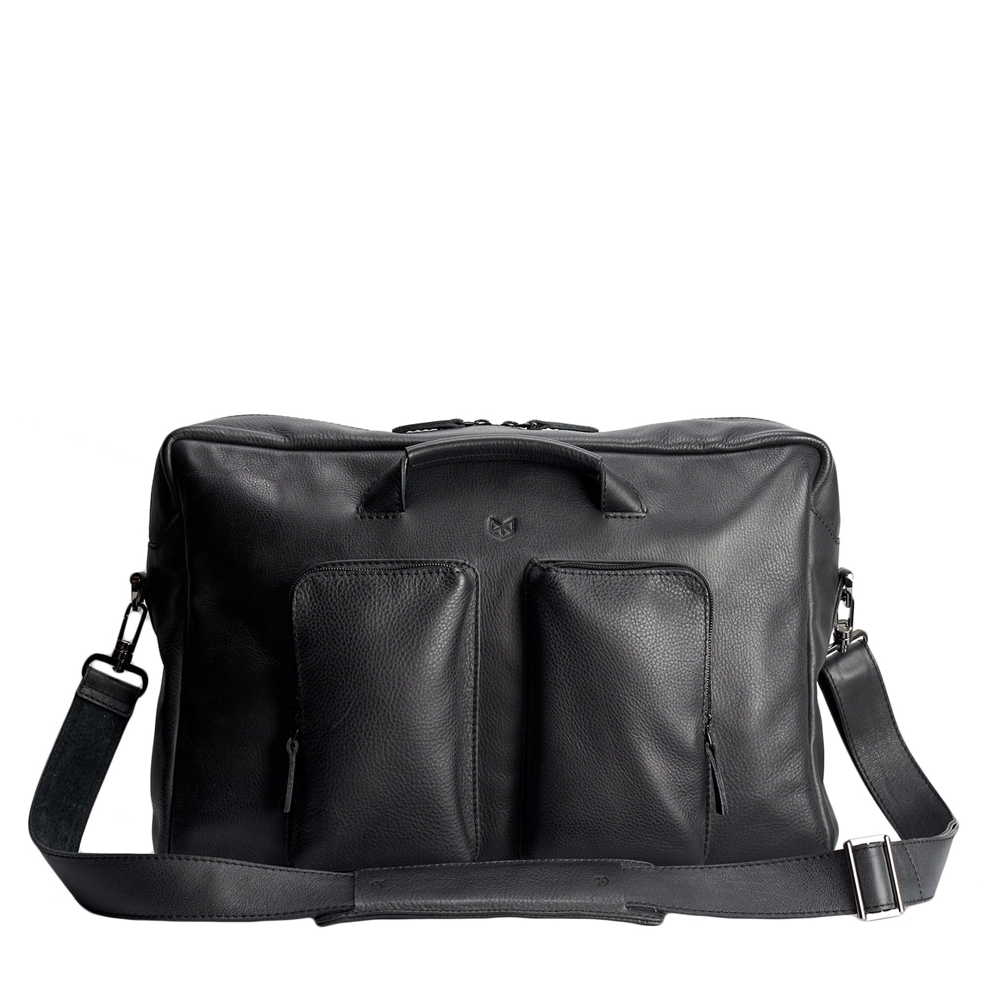 Equz Messenger Bag · Black