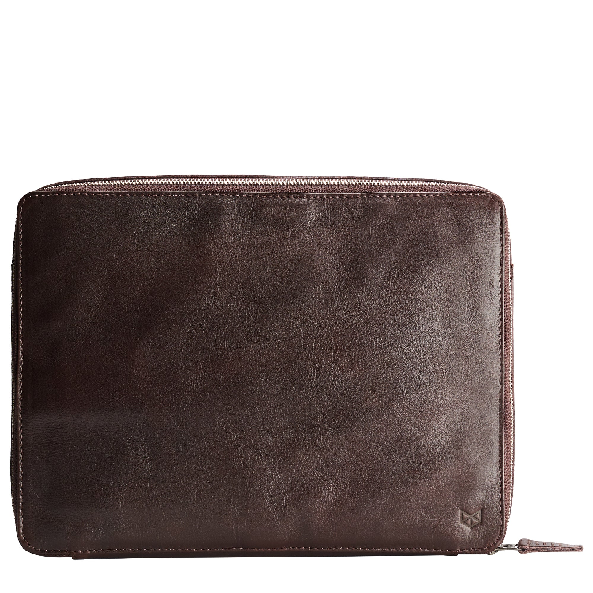 Tech Laptop Tablet Bag · Dark Brown