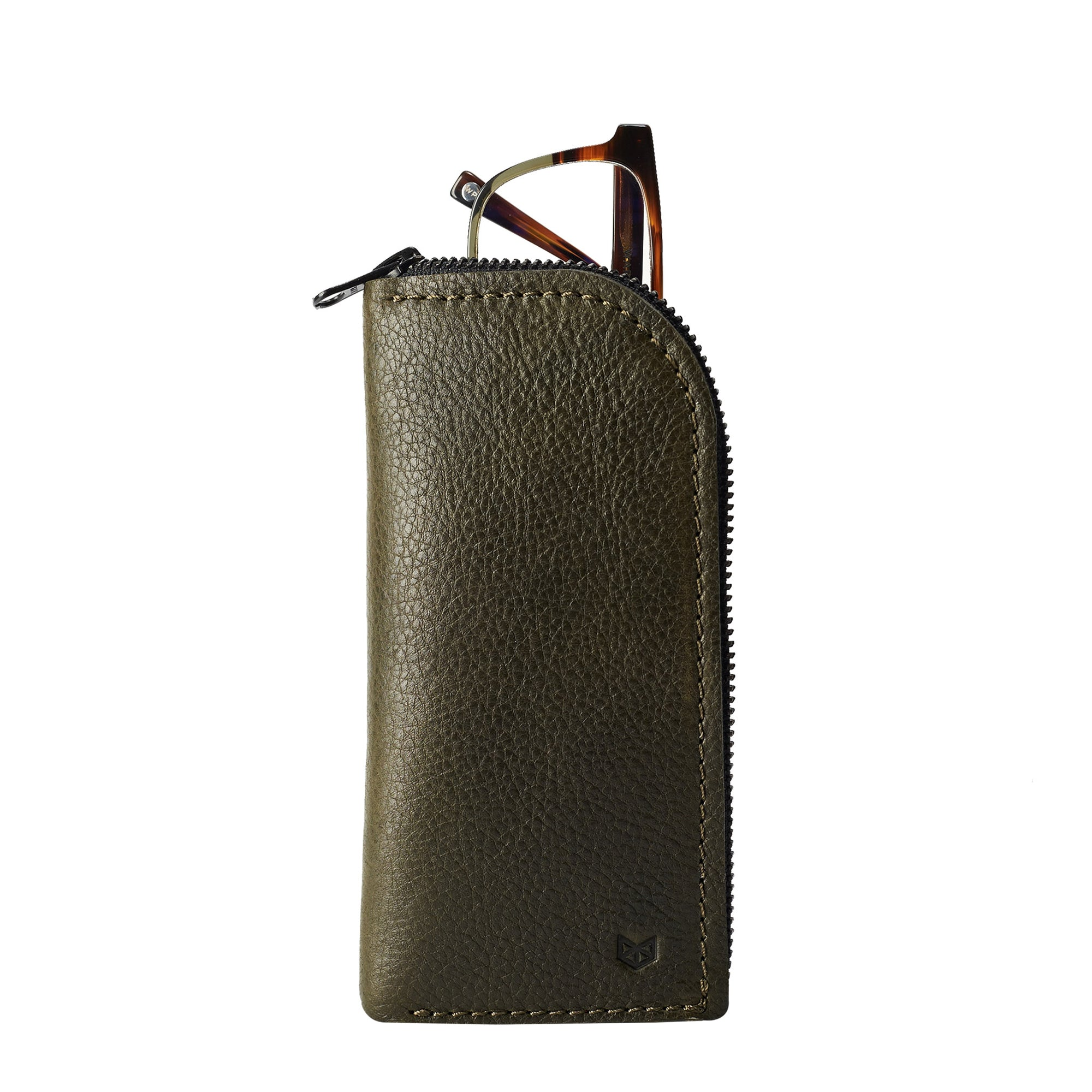 Glasses Case · Military Green