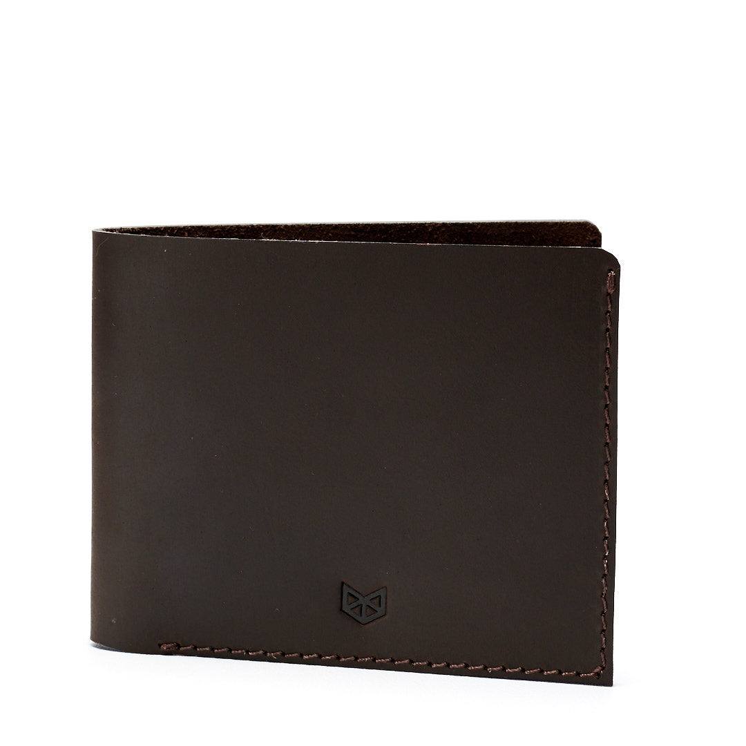 Slim Wallet Kit · Marron