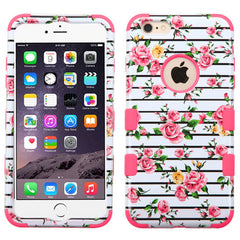 iPhone 6s Plus Fresh Roses Tuff case, Dial n Style