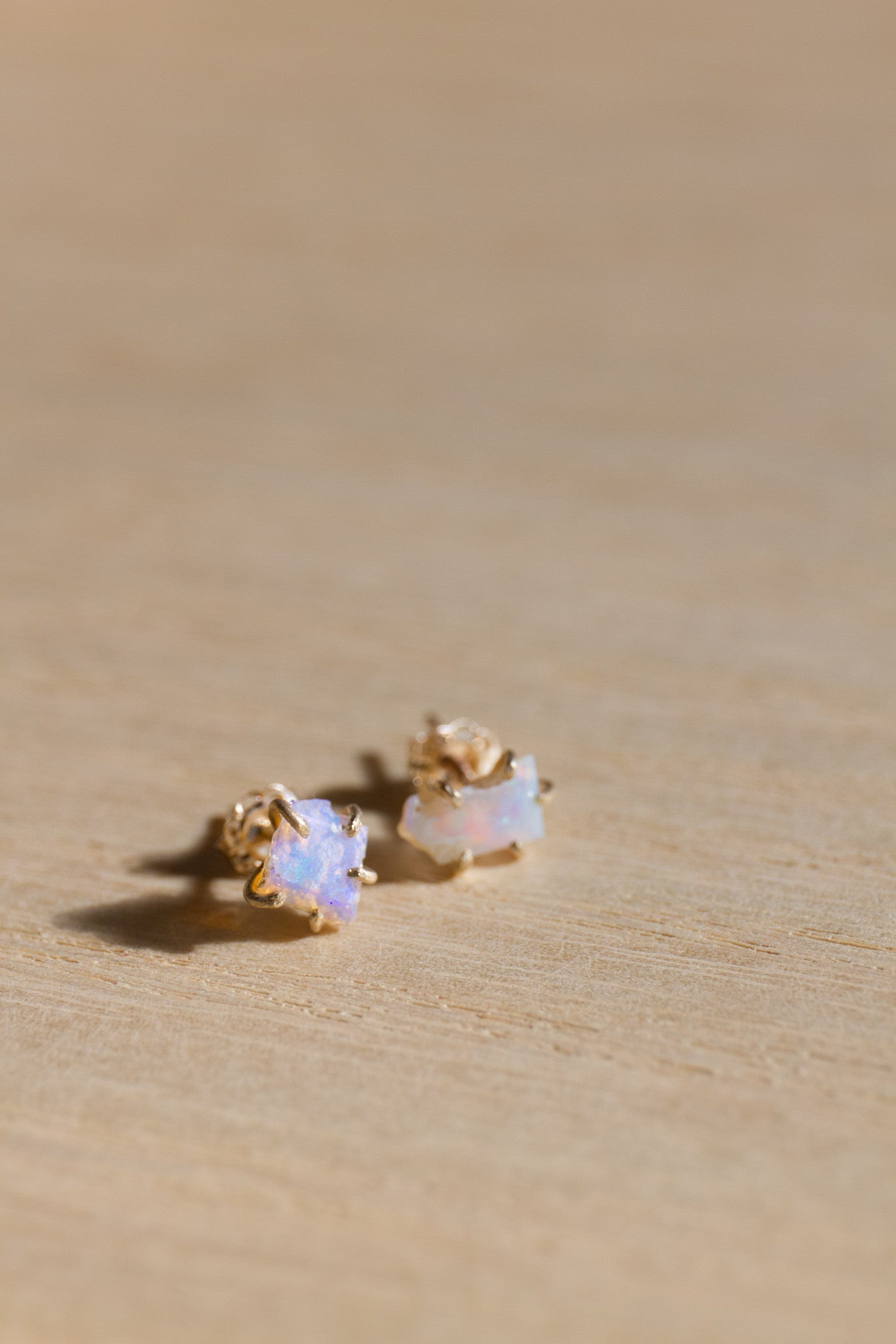 Variance Objects Opal Studs