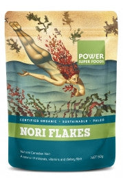 POWER SUPER FOODS NORI FLAKES