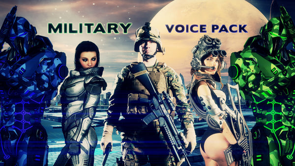 Army soldiers game voice
