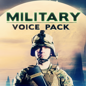 military game voice pack