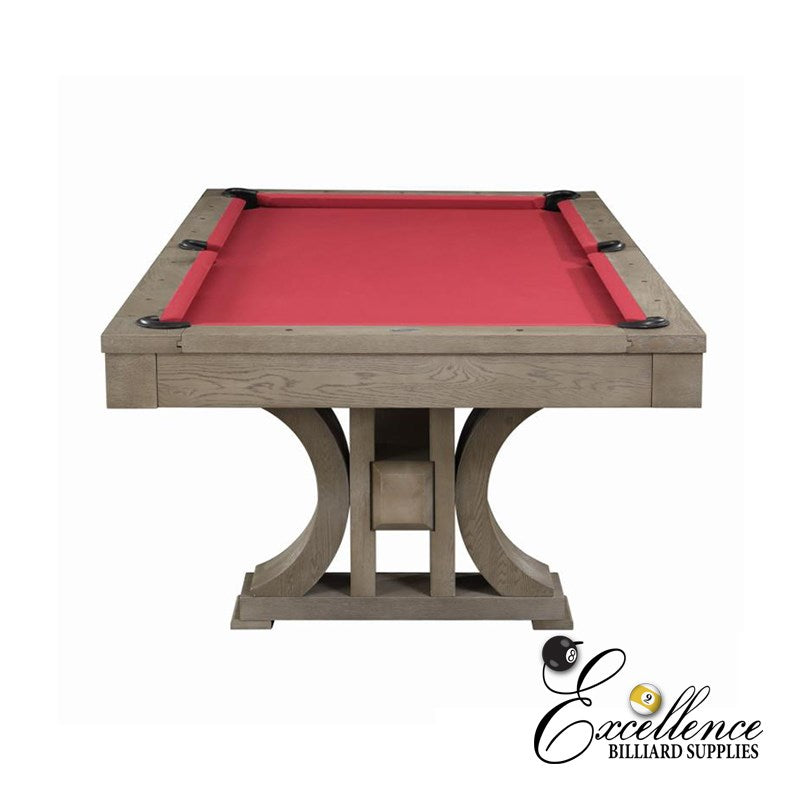 8' Malaga Pool Table