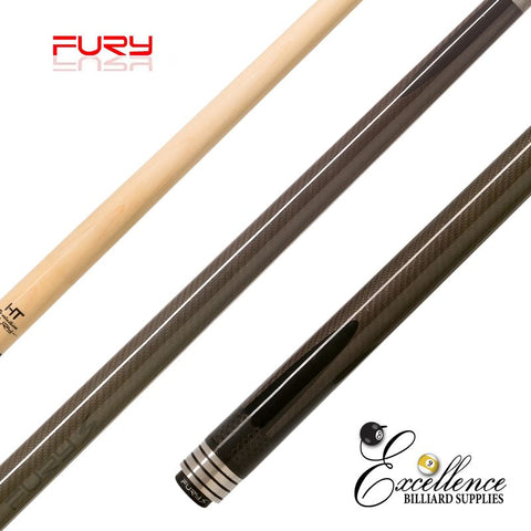 "FURY (FG-1) 58"" 2-PC POOL CUE"