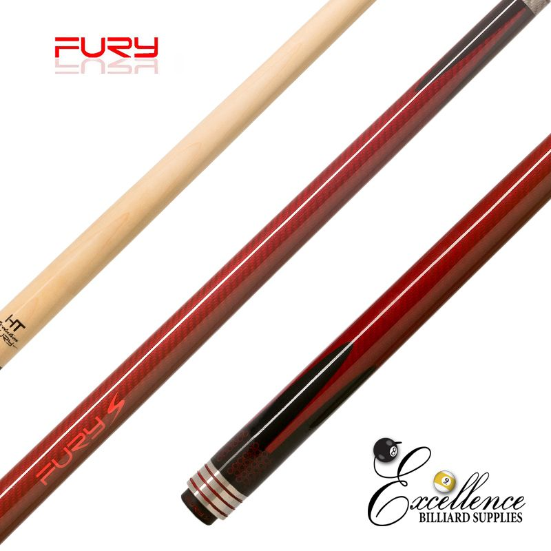 "FURY (FG-2) 58"" 2-PC POOL CUE"