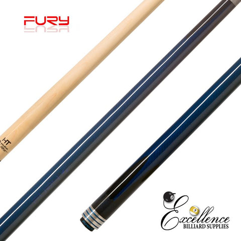 "FURY (FG-3) 58"" 2-PC POOL CUE"