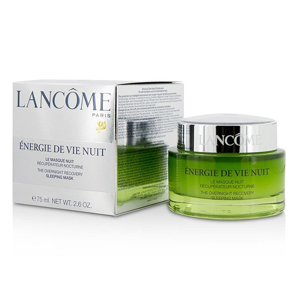 COMPLIMENTARY LANCÔME ENERGIE DE VIE SLEEPING MASK OFFER