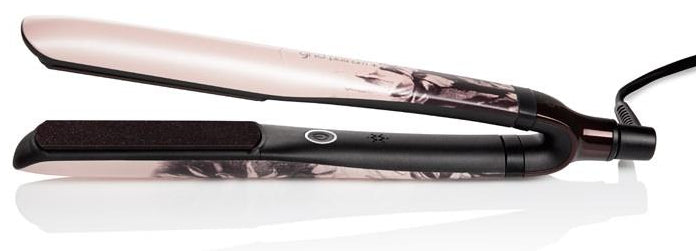 ghd LIMITED EDITION PLATINUM+ INK ON PINK STYLER