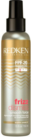REDKEN FRIZZ DISMISS FPF 20 SMOOTH FORCE 150ML