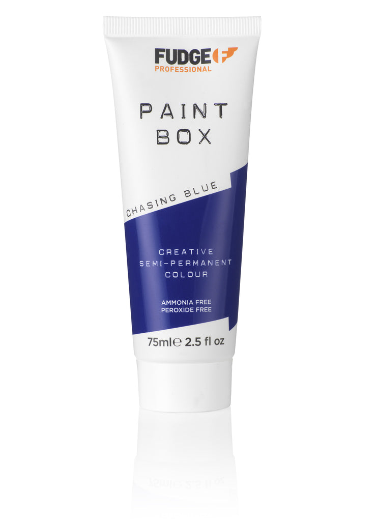 FUDGE PAINTBOX CHASING BLUE 75ML hair colour