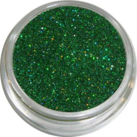 Holographic Glitter - Green