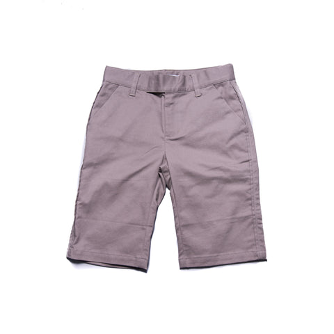 Jones Shorts (Ecru Grey)