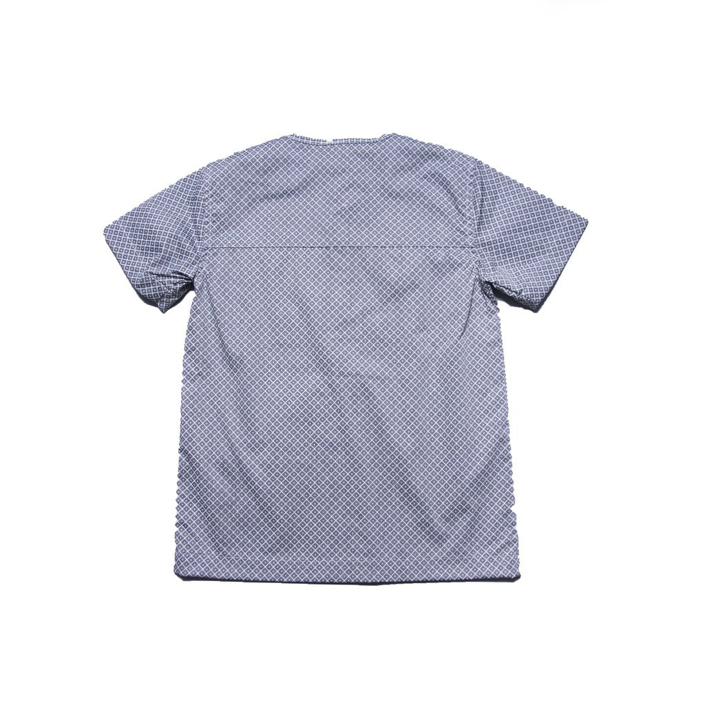 Pete Shirt (Black Diamond Weave)