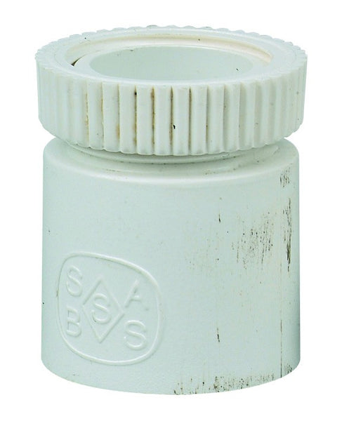 PVC LOCKING ADAPTOR 25mm /50