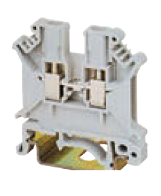 END PLATE FOR 2.5mm DIN TERMINAL