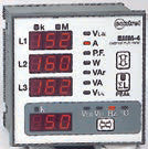 3 PH MULTIFUNCTION METER + ENERGY COUNTERS