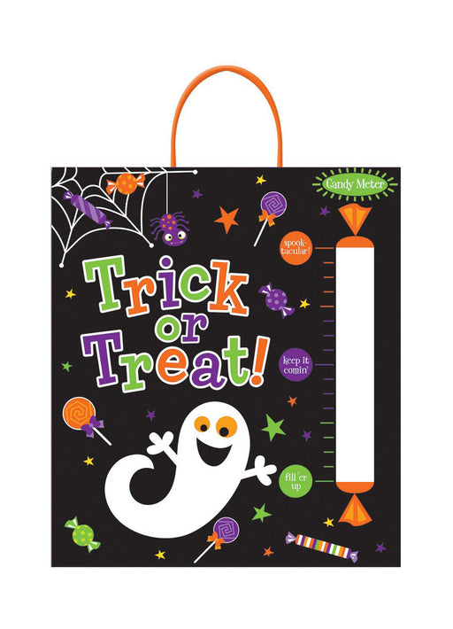Treat Bag With Candy Meter