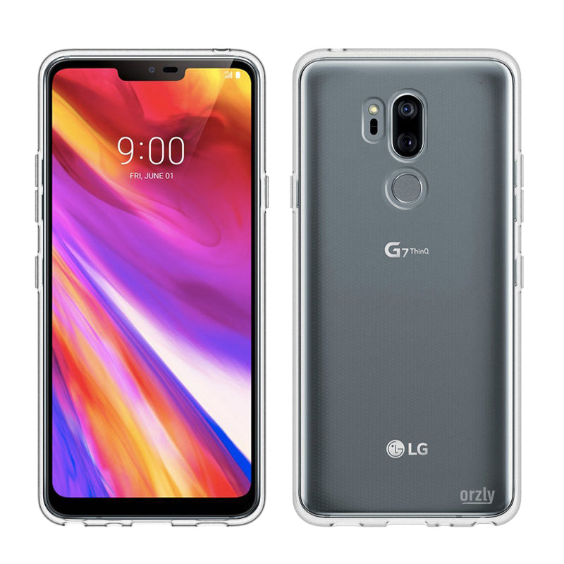 Essential Pack For LG G7 Thinq - Orzly