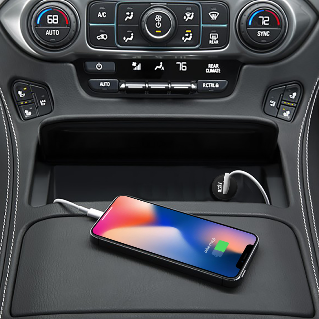 Universal USB Car Charger - Orzly