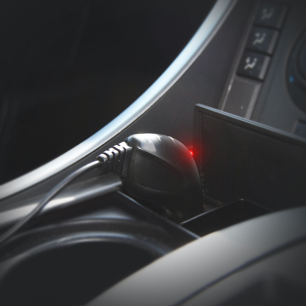 In-Car Charger with Lighting Connector - Orzly