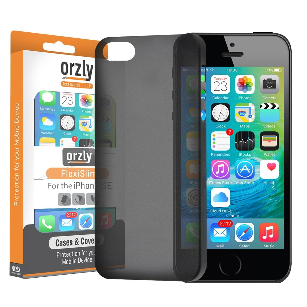 Essential Pack For iPhone SE - Orzly