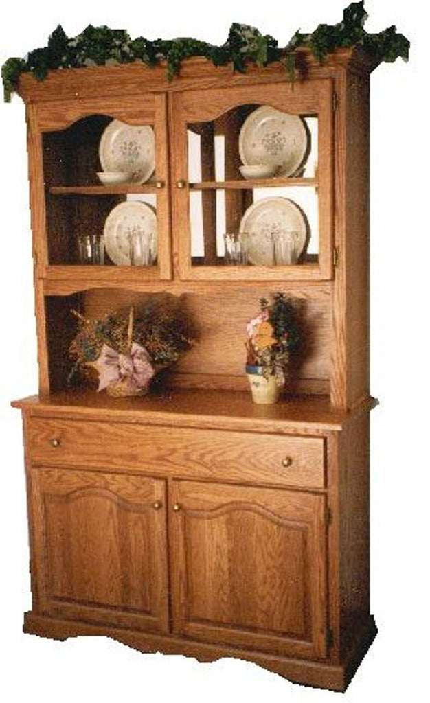 "42"" Hutch and Buffet"