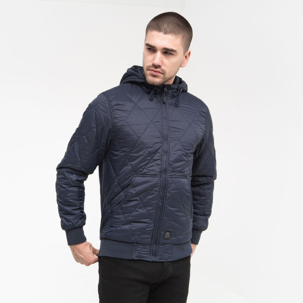 Quiltz Jacket M / Night Sky Outerwear