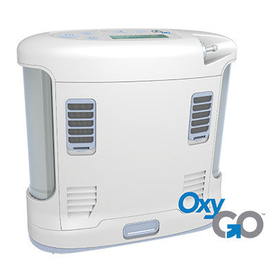 OxyGo Portable Oxygen Concentrator - Active Lifestyle Store