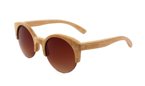 Bamboo Cat Eye Sunglasses