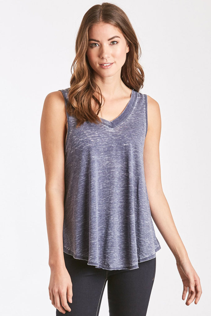 The Allison Burn-Out Tank (Navy)