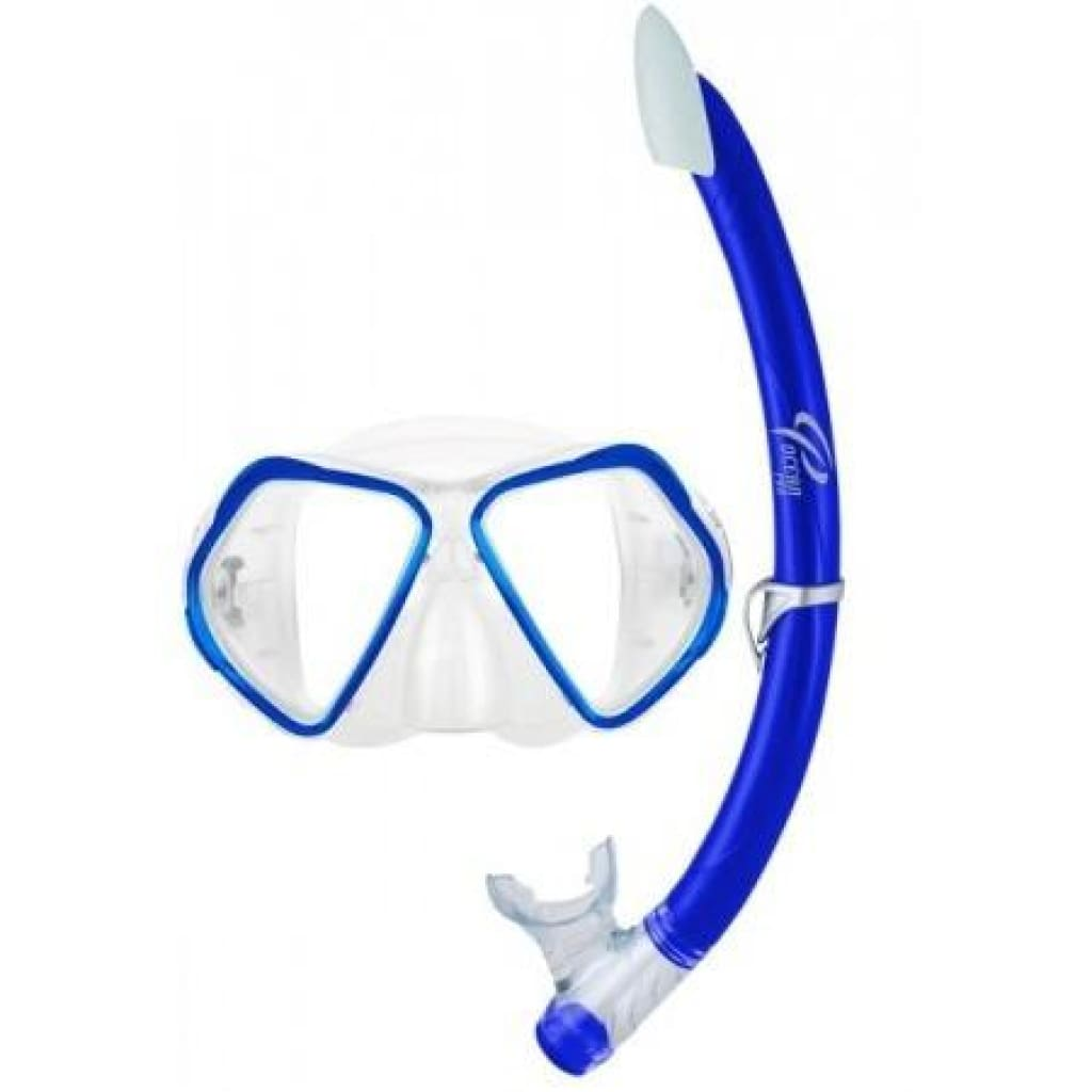 Oceanpro Quest Mask/Snorkel Set