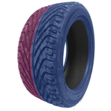235/40R18 Highway Max - DUAL SMOKE Blue & Pink