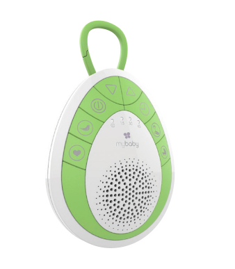 Homedics | My Baby Sound Spa On-The-Go