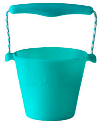 Scrunch | Foldable Beach Bucket