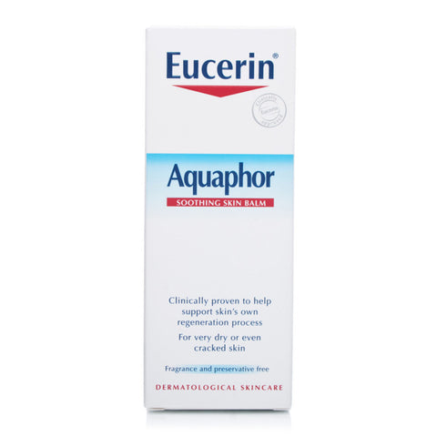 Eucerin Aquaphor Soothing Skin Balm for Dry, Chapped, Cracked Skin - 40ml