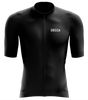Ultimate Black Cycling Jersey