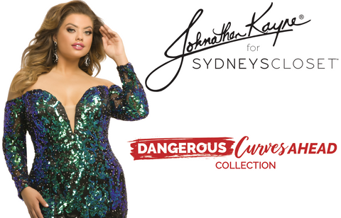Johnathan Kayne for Sydney's Closet Plus Size Pageant Dresses
