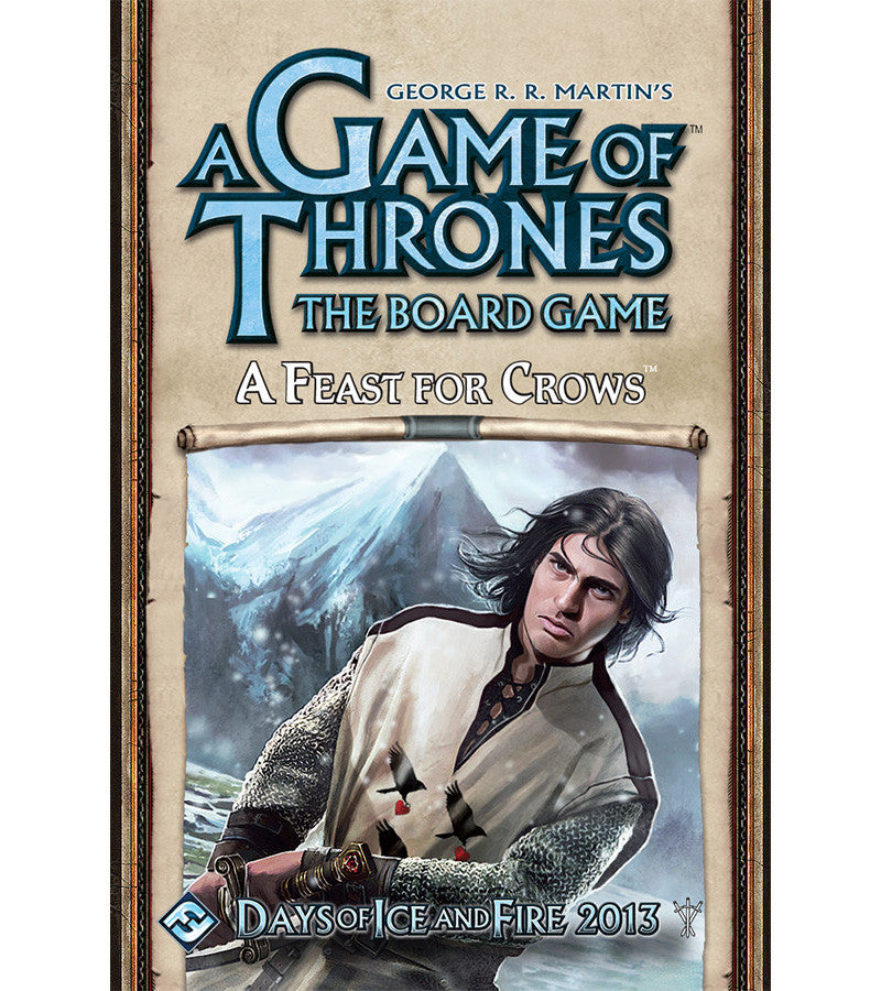 Game of Thrones 2nd Edition A Feast for Crows