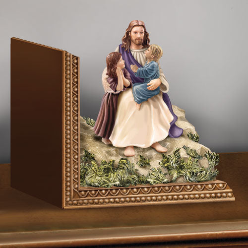 (B) BOOKENDS - *JESUS* LET THE CHILDREN COME TO ME 0120202003-T
