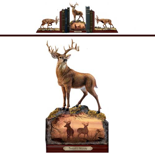 (B) BOOKENDS - Hayden Lambson's PRINCE OF THE FOREST 0121771002-T