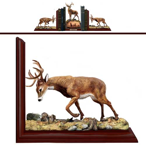 (B) BOOKENDS - Hayden Lambson's ANTLERED GLORY 0121771003-T