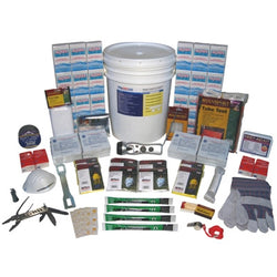 4-Person ''Bucket Style'' Emergency Kit