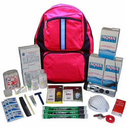 ''Earthquake Zone'' 3-Day Staff ''Power'' Kit
