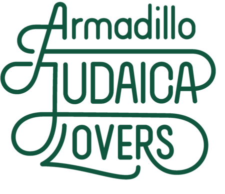 Armadillo Judaica Lovers
