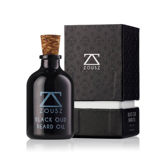 Zousz Black Oud Beard Oil 50ml