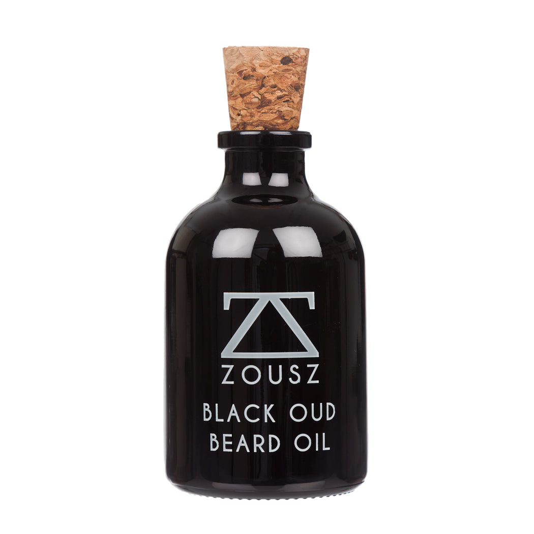 Zousz Black Oud Beard Oil 50ml (HF)